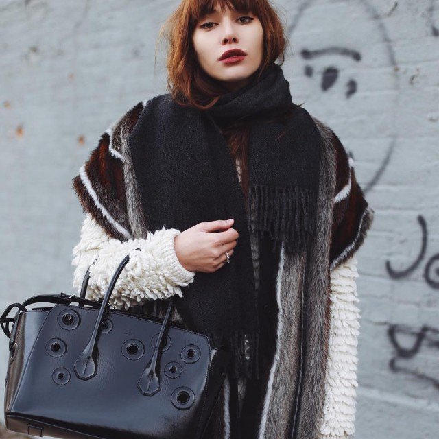 Everyday with the moth hole bag by bally nbspnbspnbspnbsp