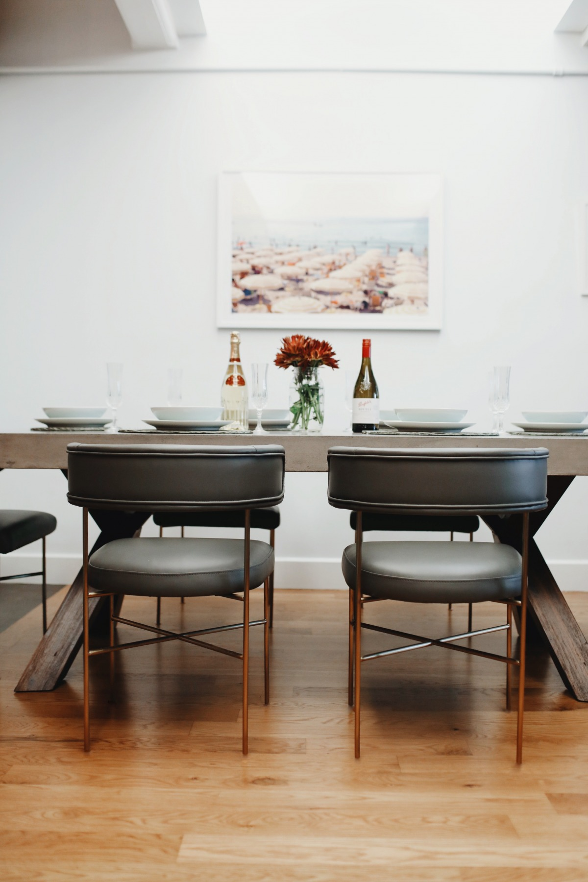Leather Dining Chairs Interior Define Dress Maggie Marilyn