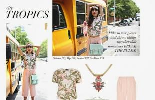 DOROTHY PERKINS Spring/Summer campaign