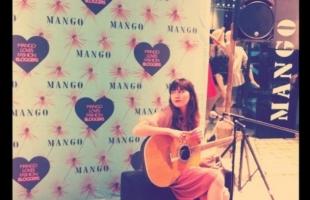"MANGO ""it girl"" performance/events:"