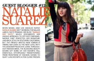 Coach NYFW Blogger Feature/Story: