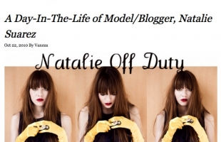MYFDB: My Fashion Database story: