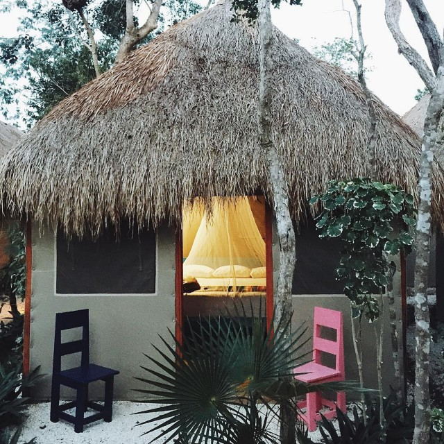 A hideaway under the stars glampinghub MexicoGlamping tulum