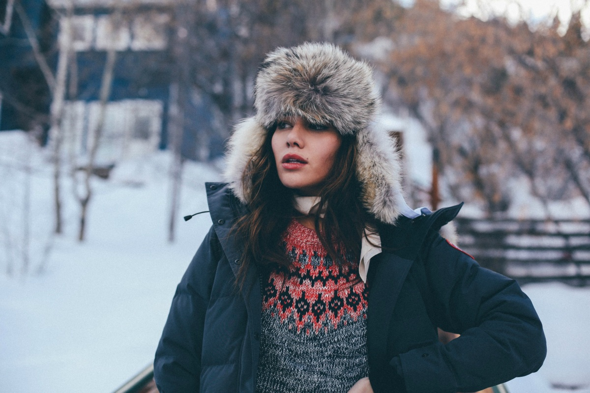 Canada Goose down online authentic - SUNDANCE WITH CANADA GOOSE | Natalie Off Duty