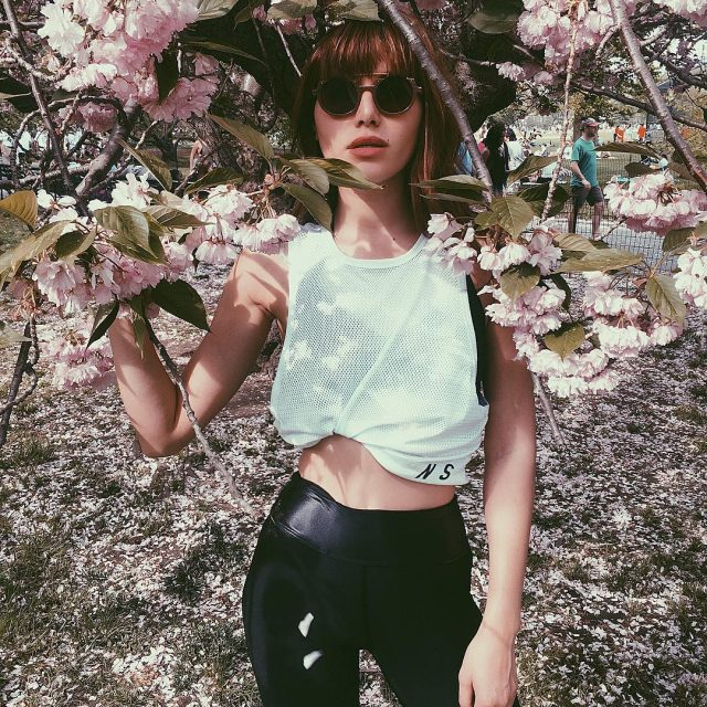 Saturday bloom alala bandier look  zeusndione sunglasses