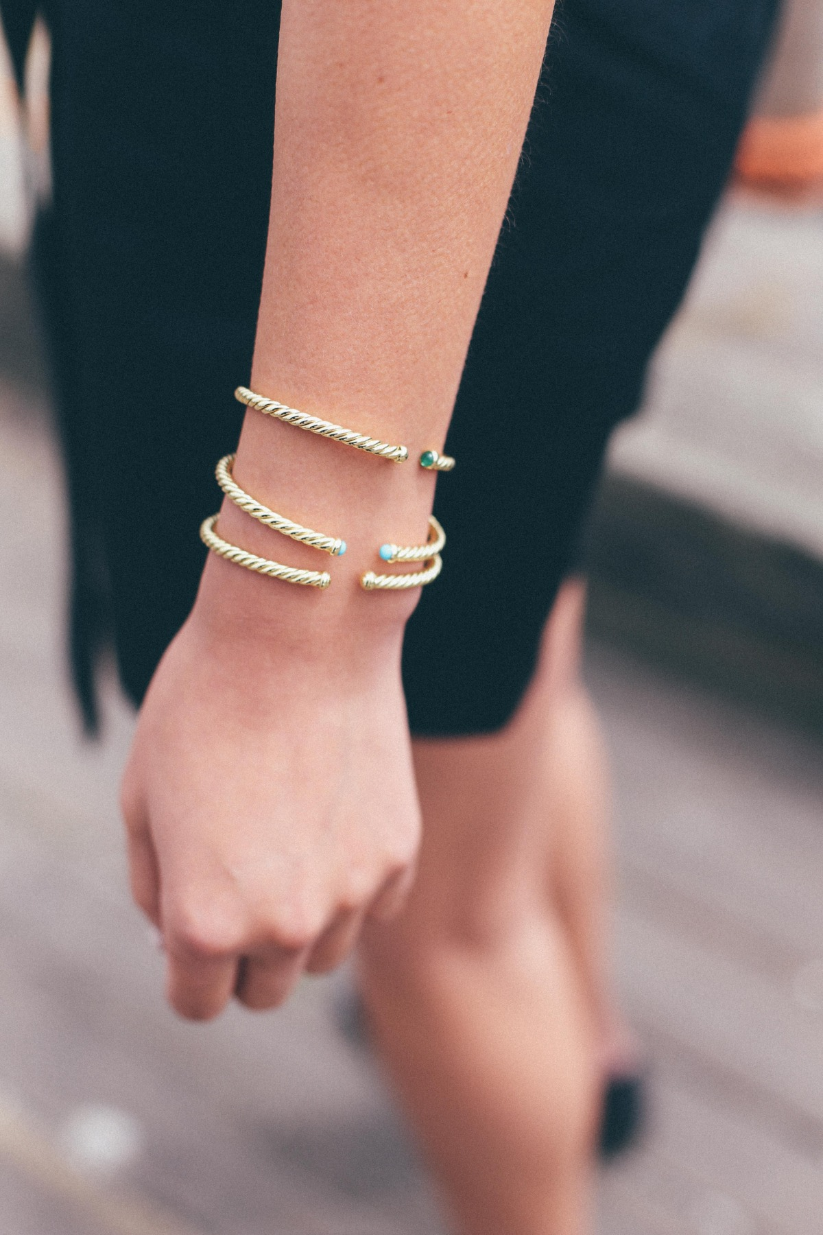 DY BEL AIRE BY DAVID YURMAN | NATALIE OFF DUTY